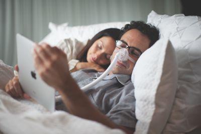 Philips - Wisp Minimal contact nasal mask