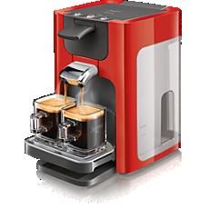 HD7863/80 SENSEO® Quadrante Coffee pod machine