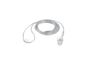 Sidestream LoFlo EtCO2 Nasal Cannula, Infant