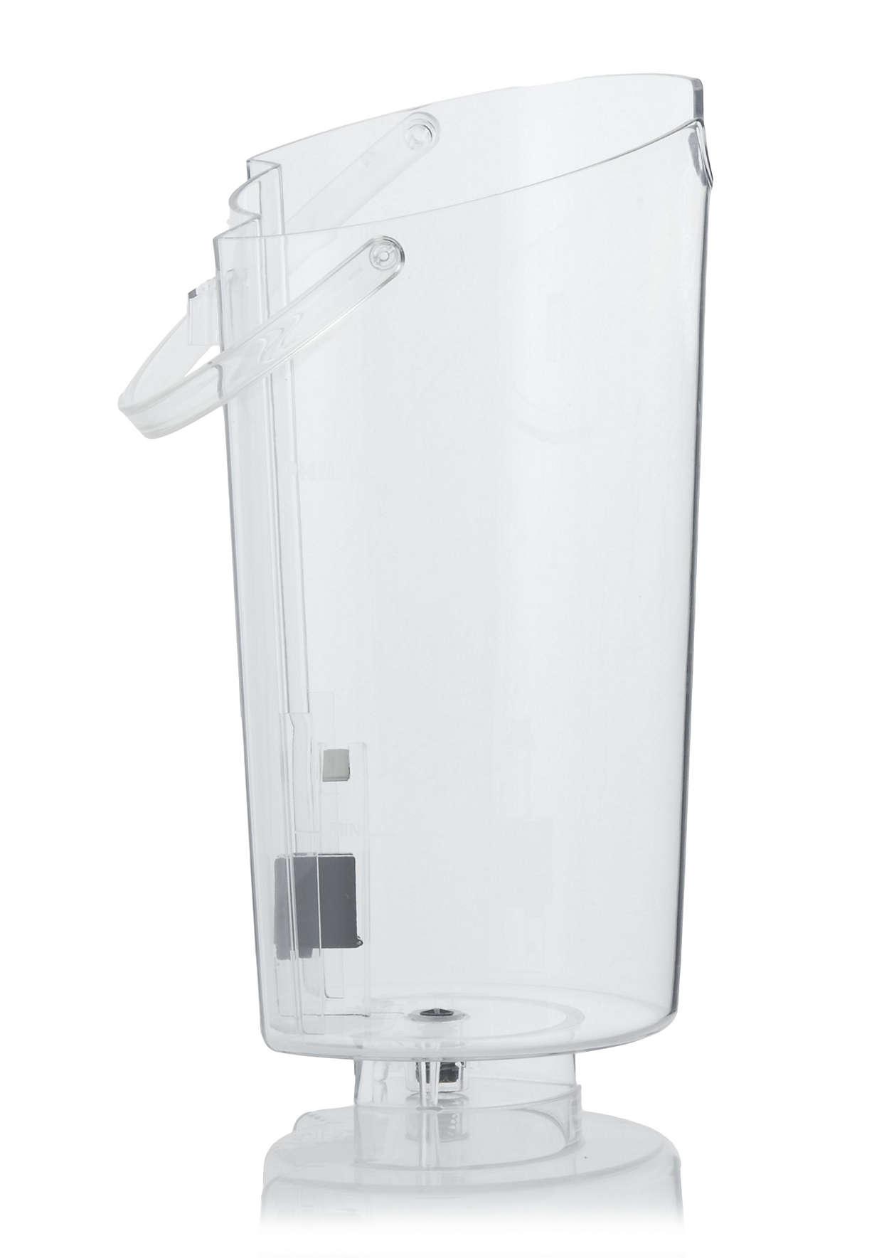 XL-vesisäiliö