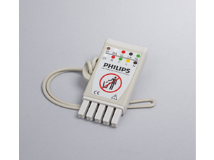 5 lead ECG Adapter - Draeger Adapter