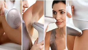 Bezpieczne i skuteczne działanie, nawet w przypadku wrażliwej skóry