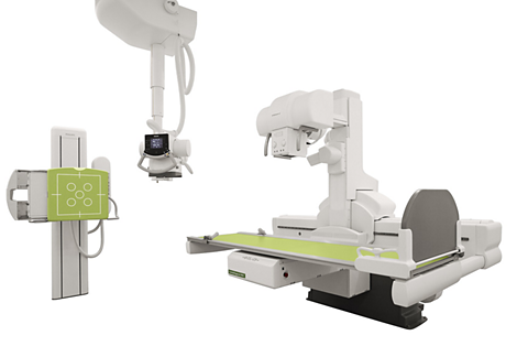 CombiDiagnost R90 Système DRF interfonctionnel