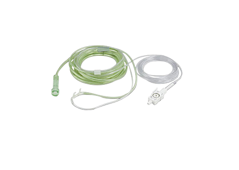Sidestream LoFlo EtCO2/O2 Nasal Cannula, Pediatric