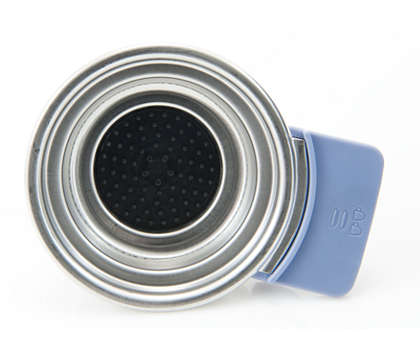 Supports two coffee pods in your SENSEO® coffee machine