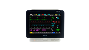 IntelliVue MX500 Portable/bedside patient monitor