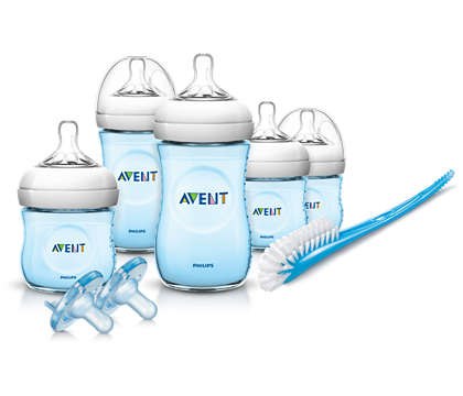 The most natural way to start bottle feeding