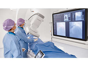 Hemo with IntelliVue X3 Improving workflow in the interventional lab
