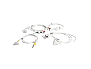 Long Complete Lead set Diagnostic ECG Patient Cables and Leads