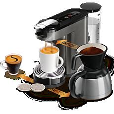 HD6597/50 SENSEO® Switch 3in1 Kaffemaskin Premium