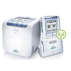 SCD535/60 Philips Avent جهاز DECT لمراقبة الطفل