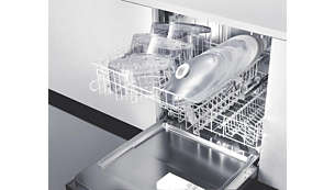 Możliwość mycia części w zmywarce.