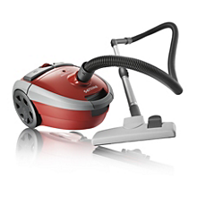 FC8615/02 Expression Vacuum cleaner with bag