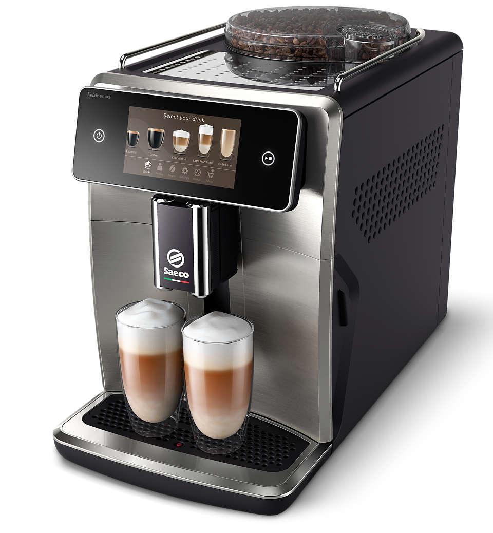 Persoonlijke perfectie in elke kop koffie