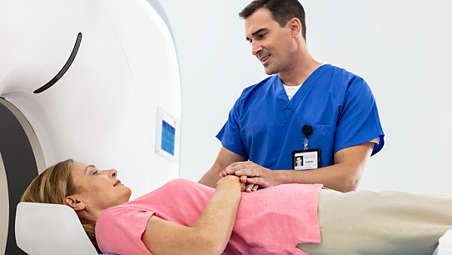 AI-enabled automatic patient positioning