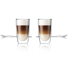 HD7018/00 Philips Saeco Verres à café