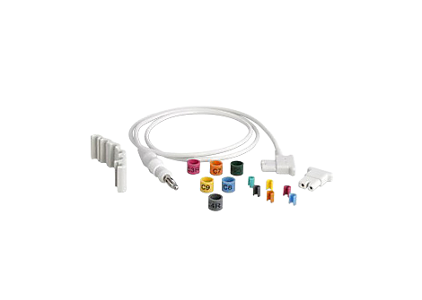Upgrade Kit 12-15/16 leads Diagnostic ECG Patient Cables and Leads