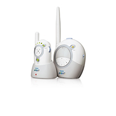 SCD481/00 Philips Avent Analoge babyfoon