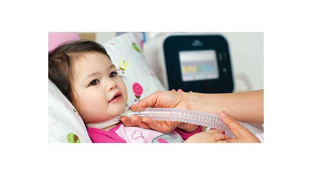 Cough-Trak para la sincronización del paciente