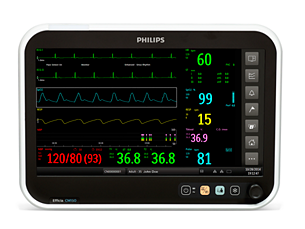 Efficia Patient Monitor