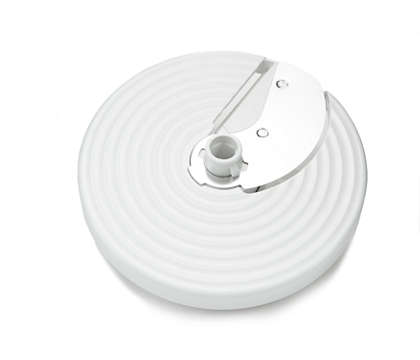 to replace your current slicing disc