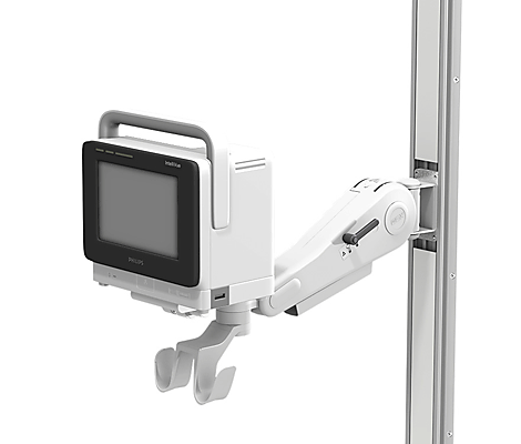 Philips IntelliVue MX400/MX450/MX500/MX550 Mounting solution
