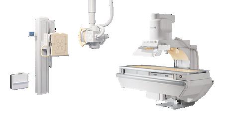 EasyDiagnost Sistema de radiografia/fluoroscopia digital