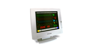 IntelliVue MP90 Bedside patient monitor