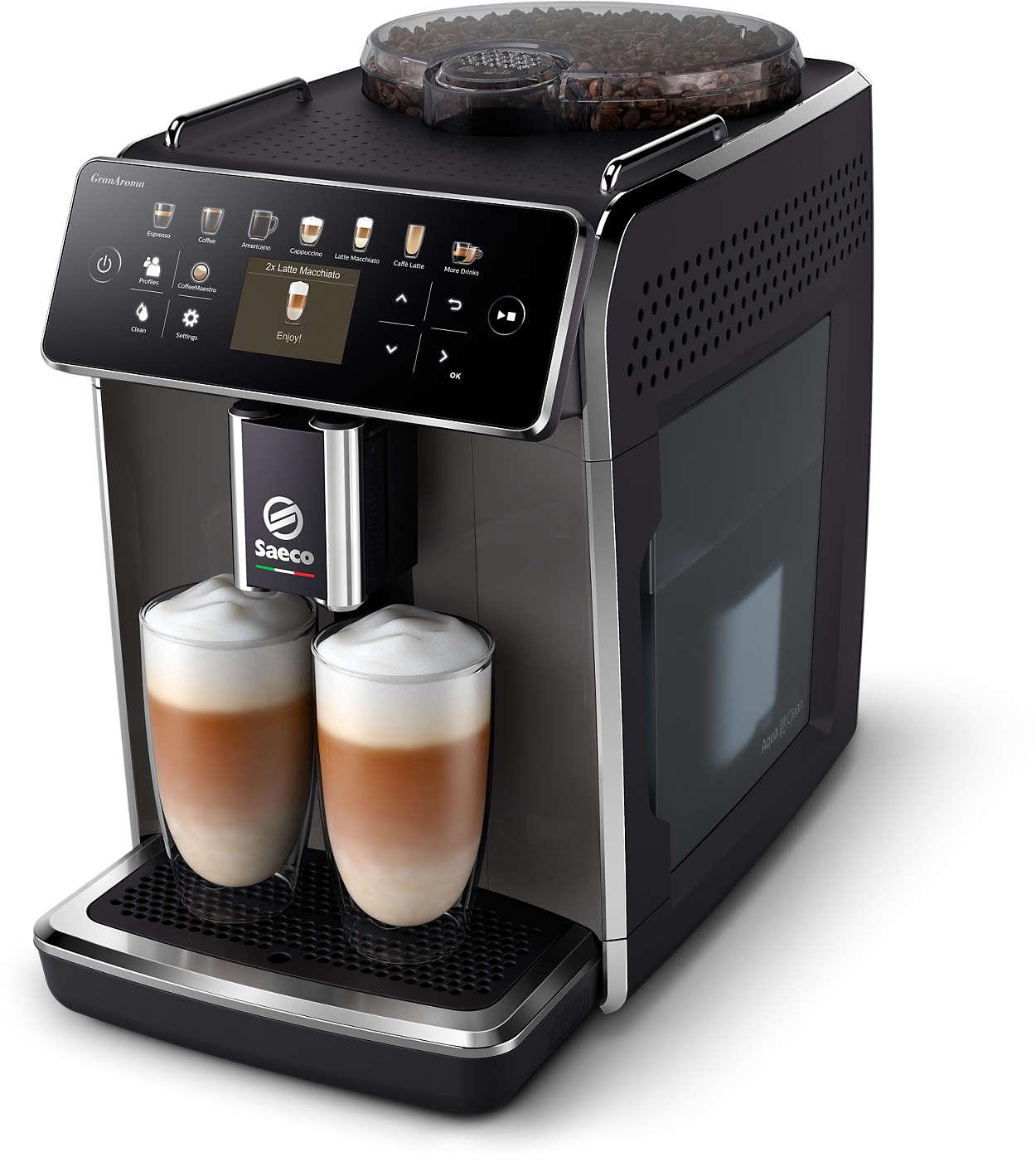 Ihr persönlicher Kaffeegenuss, ganz nach Ihrem Geschmack