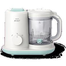 SCF862/02 Philips Avent Combinado para comida de bebé Essential