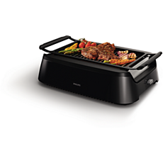 HD6372/94 Avance Collection Indoor Grill