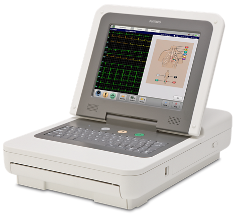 Philips - PageWriter TC50 Cardiograph
