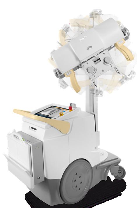 MobileDiagnost 高端无线移动DR