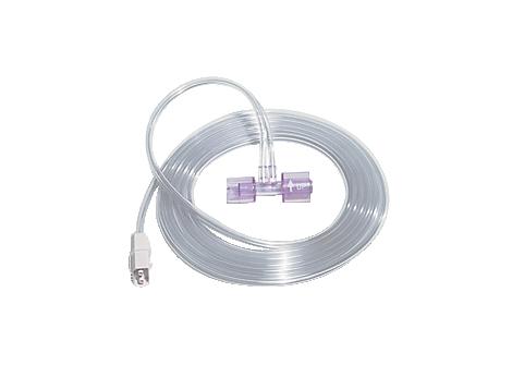 Atemflow-Sensor für Neugeborene Spirometrie