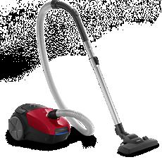 FC8293/62 PowerGo Vacuum cleaner with bag