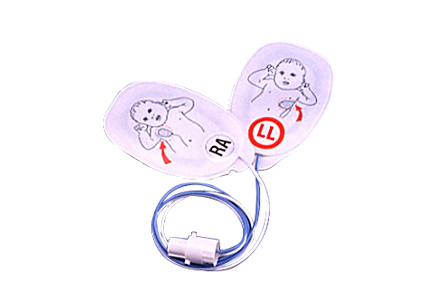 Infant Multifunction Defibrillator Pads Pads