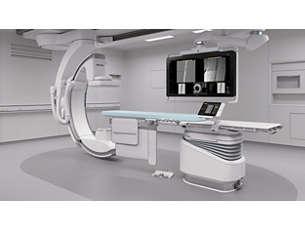 Azurion 7 C20 mit FlexArm System für die bildgeführte Therapie
