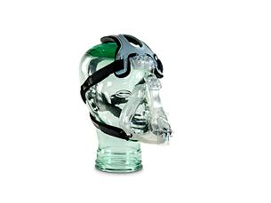 PerformaTrak Oro-Nasal Mask with CapStrap Entrainment Elbow NIV Mask