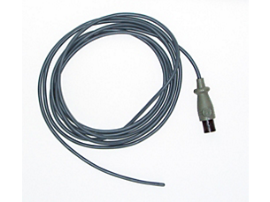 Esophageal/Rectal Temperature Probe 2-prong plug Sensor