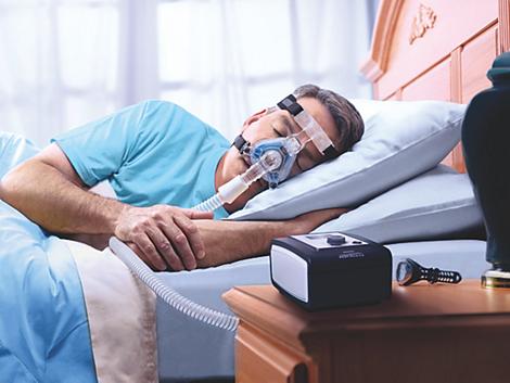 System One 60 Series REMstar Pro Zur Therapie obstruktiver Schlafapnoe