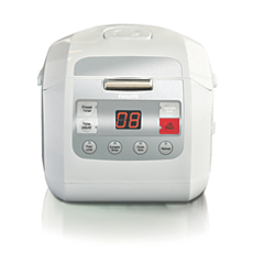 HD3030/00 Avance Collection Fuzzy Logic Rice Cooker