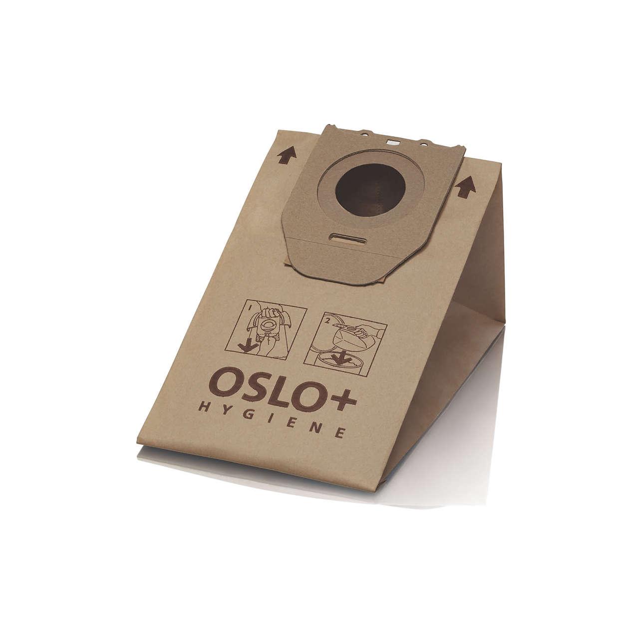 The original Philips dustbag