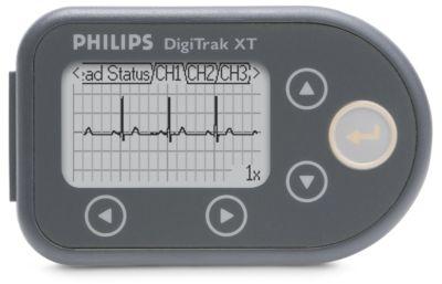 Philips - Holter Monitoring DigiTrak XT Holter System Holter