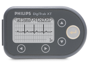 DigiTrak XT Holter monitoring