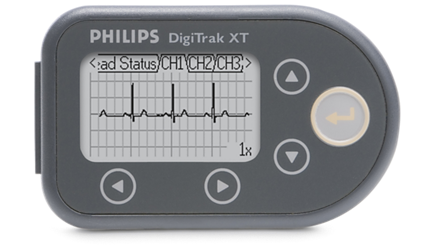 Philips Holter Monitoring Digitrak Xt Holter System