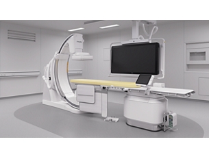 Azurion 3 F15 Image-guided therapy system