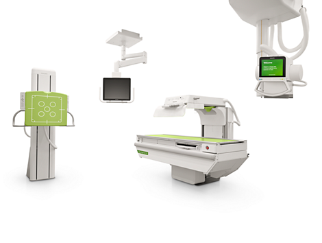 ProxiDiagnost N90 DRF-Digital radiography and nearby  fluoroscopy