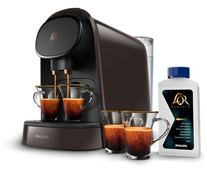 Double Espresso, double plaisir.