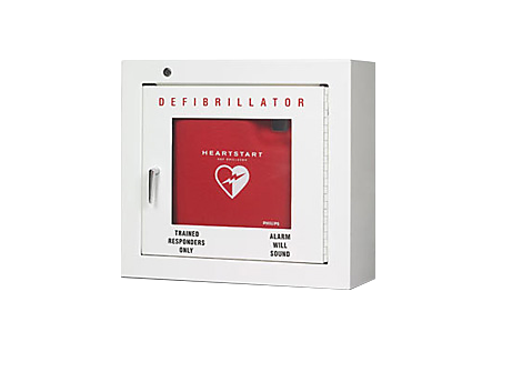 Defibrillator Cabinet (basic) Accessories