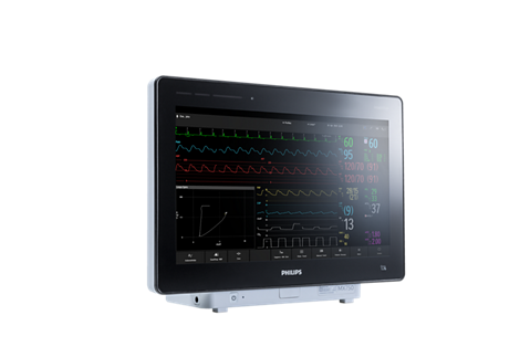 IntelliVue Bettseitiger Patientenmonitor